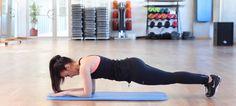 Plank abdominal, el ejercicio de 4 minutos al día que desaparecerá los rollitos en tu vientre