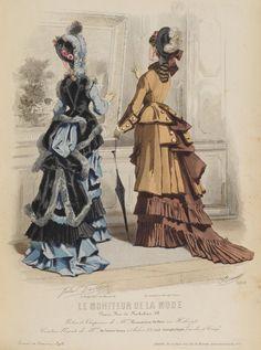 Le Moniteur de la Mode 1875