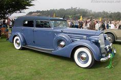 Packard 1508 Twelve Convertible Sedan