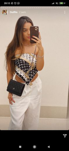 Fashion Outfits, Womens Fashion, Summer Looks, Off White, Ideias Fashion, Stylists, Poses, Fashion Looks, Ootd