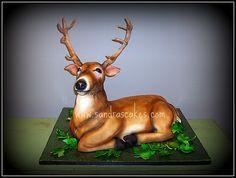 http://sandrascakes.blogspot.com/2011/03/3d-deer-cake.html   I want this birthday cake!