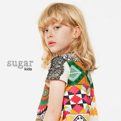 Olivia from Sugar Kids for Desigual