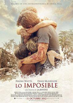 Lo Imposible : cartel