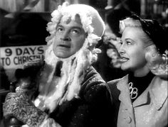 "Bob Hope and Marilyn Maxwell perform ""Silver Bells"" in  Sidney Lanfield and Frank Tashlin's The Lemon Drop Kid."