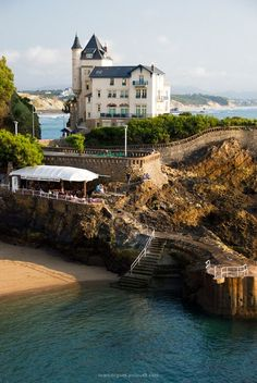 Biarritz, France. An unplanned visit to discover a world of delicious chocolates.