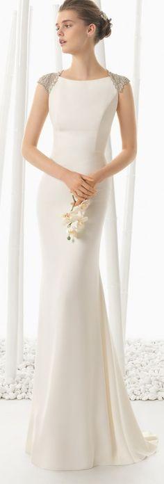 Rosa Clará Wedding Dresses Collection 2016