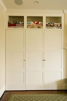 images of shaker style floor to ceiling closets - Google Search