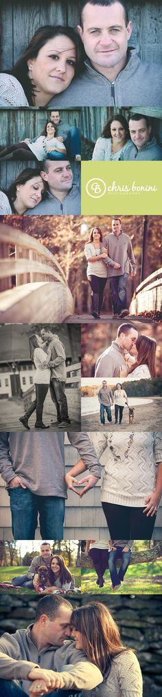 Intimate couples photo session. Love some of these angles and have the perfect bridge to use <3