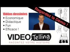 Storytelling en vidéo explicative - Le Video Telling: https://www.youtube.com/watch?v=Jl4pE3ALuBo