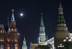Moscou, na Rússia - REUTERS/Maxim Shemetov