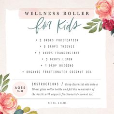 Wellness roller for