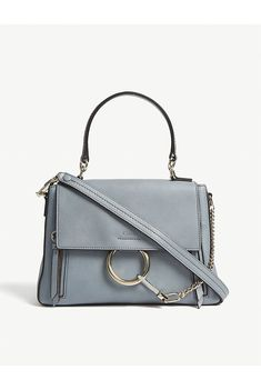 10e0aced0336 CHLOE - Small Faye Day leather shoulder bag