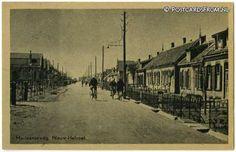 Nieuw-Helvoet, Moriaanseweg