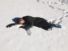 Vacations are exhausting. #snow #sleep
