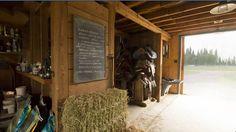 Dream Stables, Dream Barn, My Dream Home, Horse Stables, Heartland Cbc, Heartland Ranch, Small Horse Barns, Old Barns, Barn Loft Apartment