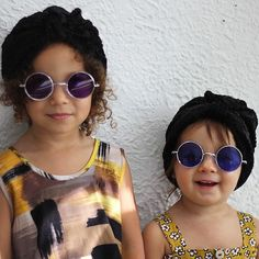 Boho vibes with these tots at the @ultravioletkids showroom. This photo cracks me up, had to share.