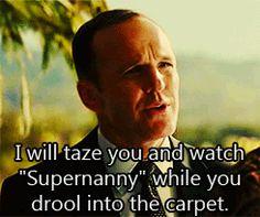 Agent Coulson - Iron Man 2