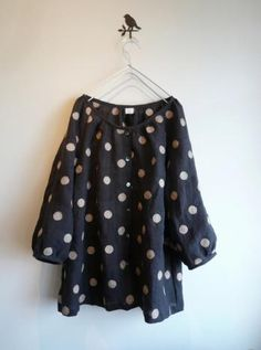 love polka dots, i don't care how popular they get!