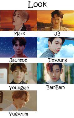 Get the 411 on all your favorite Kpop groups! Got7 Yugyeom, Got7 Jinyoung, Got7 Mark Tuan, Jaebum Got7, Got7 Jackson, Jackson Wang, Shinee, Taemin, Girls Girls Girls