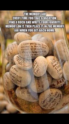 Cool idea! This is soo touching I am going to start doing this!