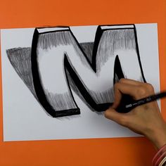 Drawings Drawing with pencil looking easy in this video . At merrys crafts this Art Drawing is a 3d Pencil Art, 3d Pencil Drawings, 3d Art Drawing, Pencil Sketch Drawing, Cool Art Drawings, Art Drawings Sketches, Easy Drawings, 3d Sketch, Optical Illusions Drawings