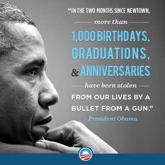 Gun control is necessary.