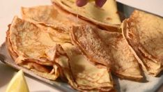 How to make the perfect, thin, lacy crepe pancake