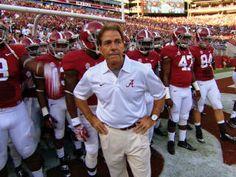 Alabama coach Nick Saban's quest for perfection