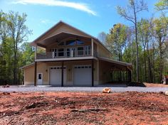 House Plan 86568 | Plan with 1660 Sq. Ft., 2 Bedrooms, 3 Bathrooms, 5 Car Garage