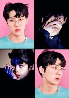 Sehun | EXO | The Lucky One vs Monster