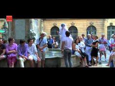 Don Giovanni and Le Nozze di Figaro. Festival Aix en Provence. FlashMob 2012. Place de la Mairie. - YouTube