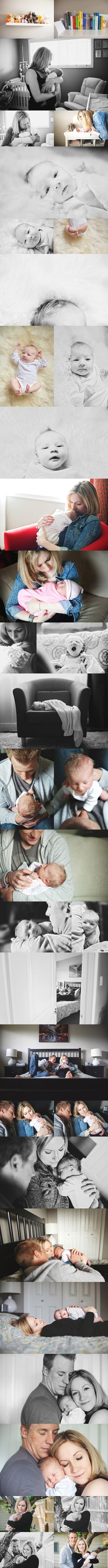 hadley // lifestyle newborn photography // calgary newborn photographers