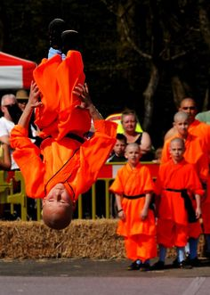 Chinese martial arts Shaolin kungfu 少林功夫  Monks by steeljam, via Flickr