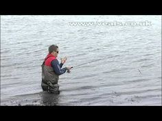 Henry Gilbey - Fishing Sink and Draw Plastics for bass. - YouTube