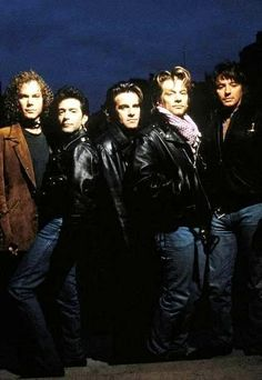 bon jovi band | Bon Jovi: Dallas Tx 1986 & MGM Las Vegas 2008