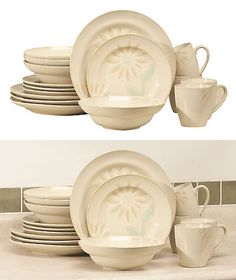 Dinner Service Sets 36032: American Atelier 16 Piece Madelyn ...