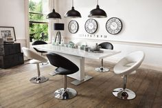 We are Ireland's premium supplier of Dining Furniture. Get quality dining tables and chairs suitable for your tastes & Budgets. Shop on-line or visit your local Harvey Norman store today. Table And Chairs, Dining Table, Harvey Norman, 7 Piece Dining Set, Home Staging, Dining Furniture, Home Collections, Office Desk, Brick