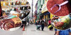 Zona Cerealista - Paraiso dos graos e produtos naturebas, regiao perto do Mercado Municipal #saboreandosampa