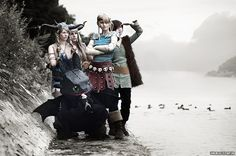 How To Train Your Dragon #cosplay
