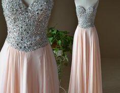 Bead Dresses,Long Pr...