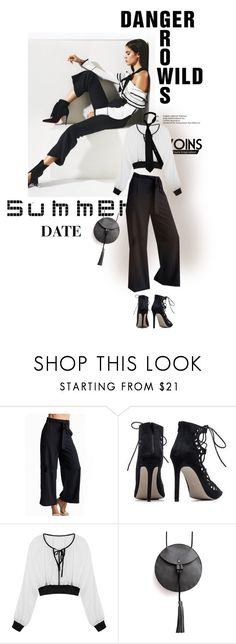 """""""Summer Date: Rooftop Bar"""" by lacas ❤ liked on Polyvore"""