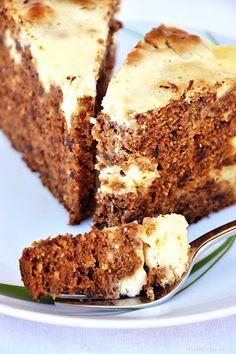 Cream Cheese Prune Cake.