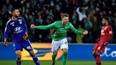 Ligue 1: les Verts sur un malentendu