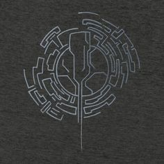 Halo: Mantle   Forerunner Runes   Buy - Teepublic