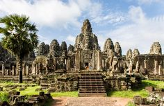 #Cambodia - Unleash your inner adventurer. #Explore ancient kingdoms and sacred #temples on our 2-Night #AngkorWat #ShoreExcursion