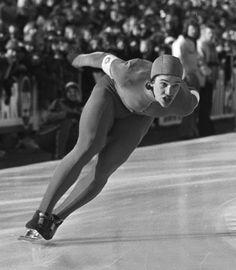 Eric Heiden was de eerste niet-Nederlander die ik wereldkampioen zag worden