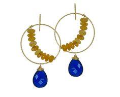BonBon by Micah Yancey earrings