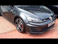 Golf 7 GTD Carbon Steel Grey