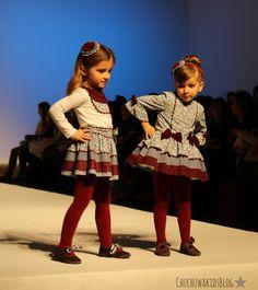 Blog moda infantil: FIMI 82 Edición- La Moda Infantil del Otoño/Invierno 2016-17 II PARTE