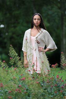 Ravelry: Cocacin Kimono pattern by Camilla Ette Gotfredsen